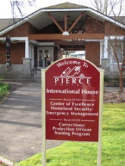 Center of Excellence Pierce College Building