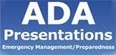 ADA Webinar Series