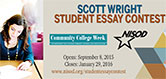Scott Wright Student Essay Contest