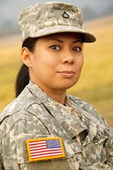 Female Military