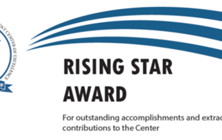 rising star award logo