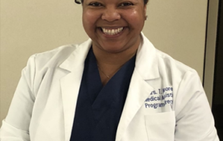 Photo of Toya Moore, Medical Assisting Program Director at Seattle Central College