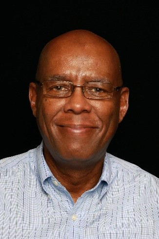 Photo of Vincent B. Davis, Director of Disaster Services for Feeding America