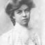 Young First Lady Eleanor Roosevelt